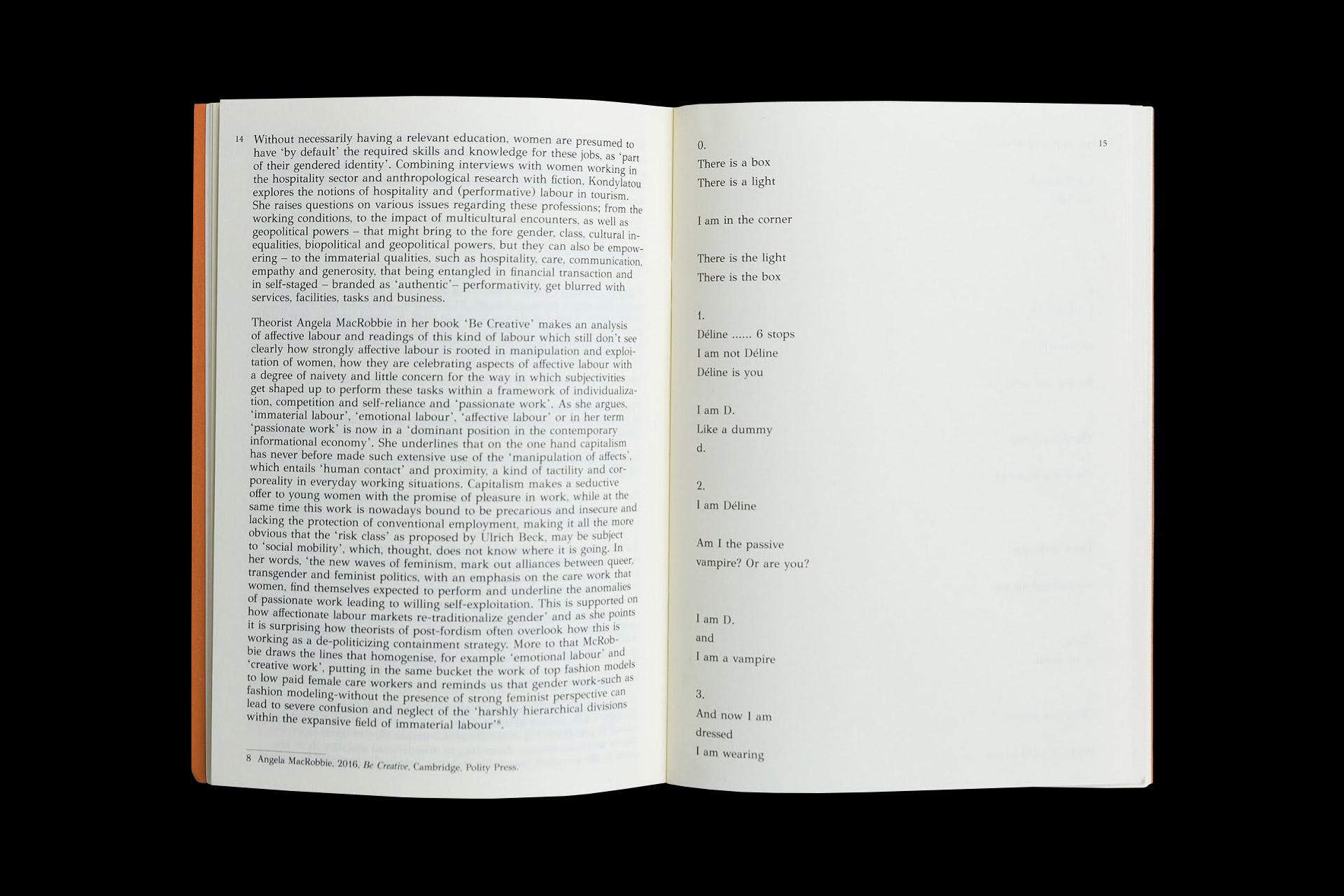 waste/d book